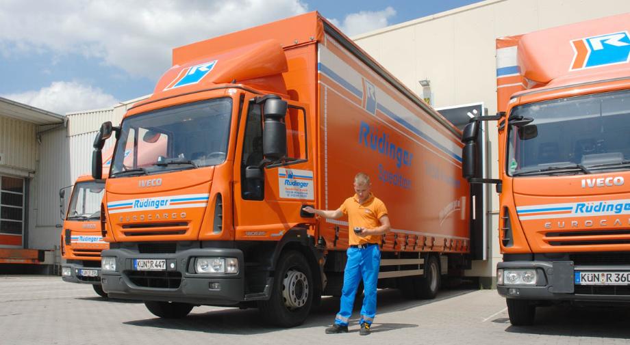 Spedition Sucht Lkw-Fahrer: Lkw-Fahrer Im Main-Tauber-Kreis